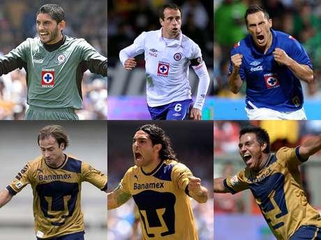 <p>Conoce a los Jugadores que podrían ser claves en el duelo entre Cruz Azul y Pumas de la fecha 6 del Clausura 2013</p>
