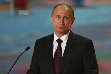 Vladimir Putin has tried to tone down concerns over the growing costs.