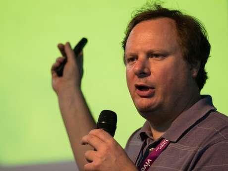 <p>Wesley Faler explica que foco agora é em 'sensores baratos com software forte por trás'</p>