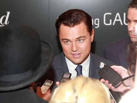 <p>Leonardo DiCaprio</p>