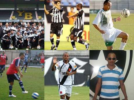 <p>Rodrigo apresentou estas imagens ao Atlético-PR para tentar provar seu histórico como jogador</p>