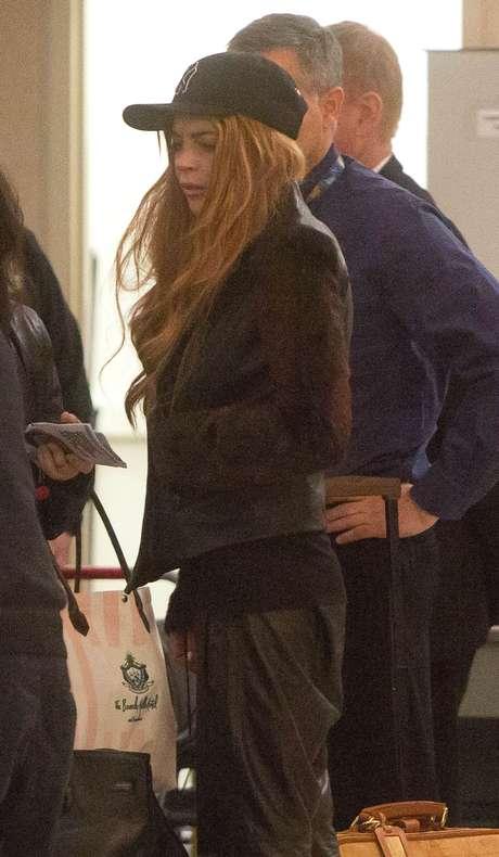 <p>De acordo com fonte, Lindsay começou a usar botóx aos 20</p>