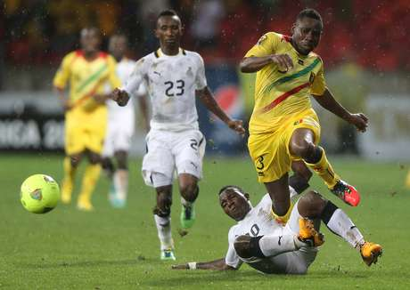 <p>Mali and Ghana faced off in the third-place game for consecutive years.</p>