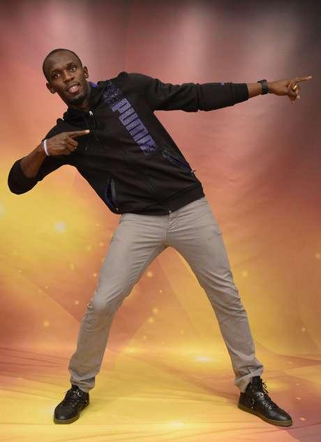 Bolt competirá en un juego de exhibición con varias estrellas del cine, la música y la televisión estadounidenses.