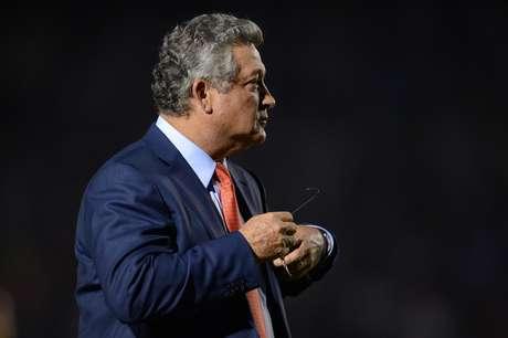 Víctor Manuel Vucetich aseguró que no le puede reclamar a sus jugadores, porque mostraron entrega y es el camino que seguirá para mejorar.
