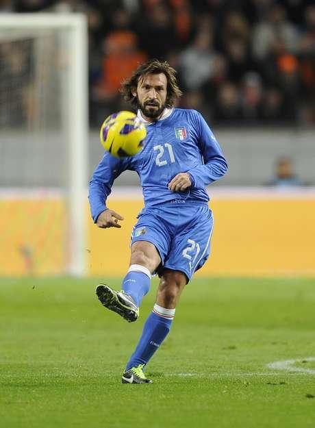 <p>Jogo da Itália, de Pirlo, tem grande procura para Copa das Confederações</p>