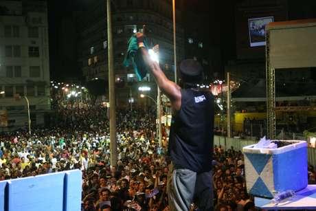 Apresentação do Baiana System reuniu bom público em Salvador