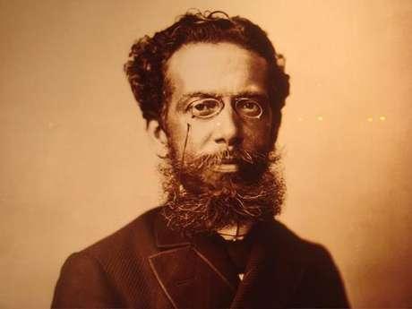 Machado de Assis é referência da literatura barsileira