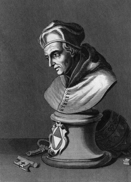 Gregório XII renunciou em 1415