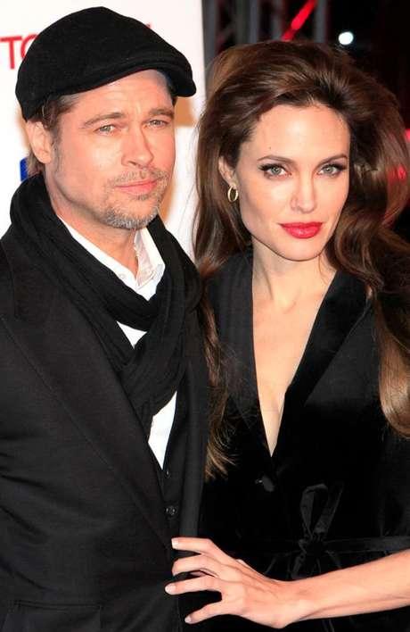 <p>Brad Pitt e Angelina Jolie firmam parceira para&nbsp;criar uma linha de vinhos&nbsp;</p>