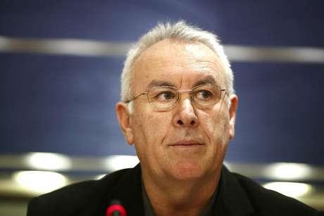 <p>El coordinador general de Izquierda Unida, Cayo Lara.</p>