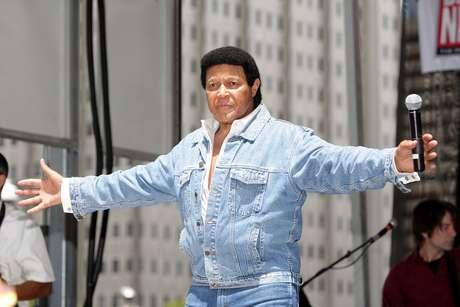 Hoje, aos 71 anos, cantor ainda se apresenta