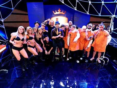 <p>Humoristas faziam parte do programa 'Legendários', da Record</p>