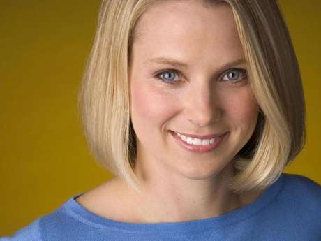 Marissa Meyer, CEO do Yahoo!