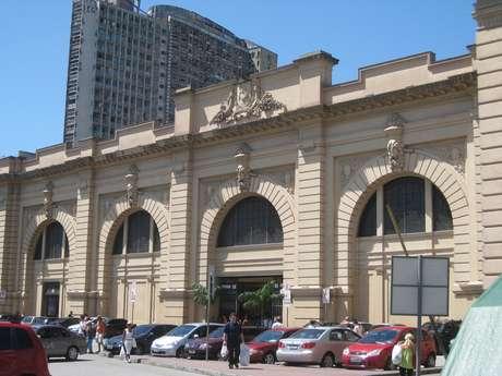 chada do Mercado Municipal de São Paulo, inaugurado em 1933