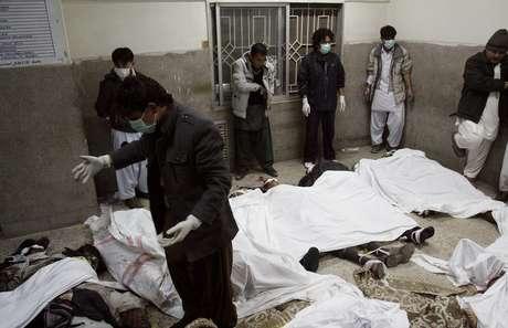 <p>Las autoridades reportaron que entre las víctimas mortales había mujeres y niños.</p>