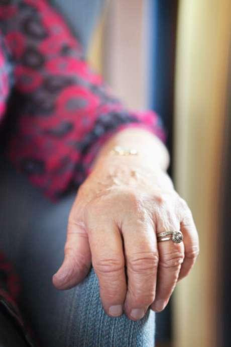<p>A pesar de que nunca tuvo una pareja, la ancianita dr 116 añosdijo sentirse muy feliz.</p>