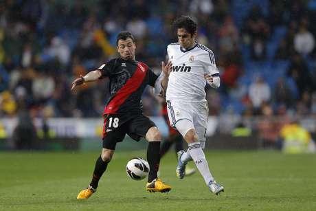 <p>Kak&aacute; est&aacute; em alta no Real Madrid</p>
