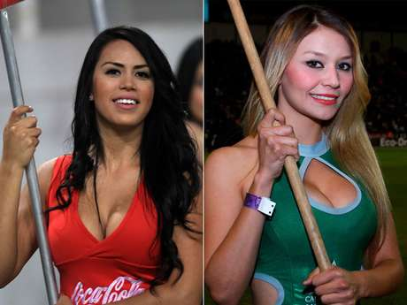 <p>Week 7: Beautiful cheerleaders brightened Week 7 in Liga MX.</p>