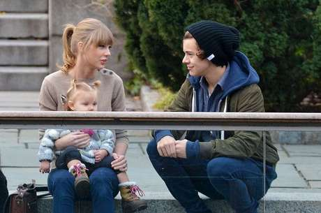 Harry Styles y Taylor Swift, en foto de archivo.