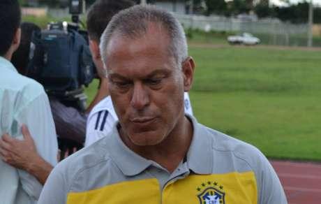 <p>Aristeu Tavares foi demitido pela CBF</p>