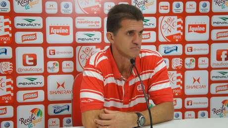 <p>Mancini deve manter Renato, apesar do retorno de Vinícius Pacheco</p>