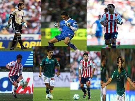 <p>Te presentamos a los futbolistas que pueden marcar la diferencia a favor de su equipo en el duelo entre Chivas y León del próximo domingo, correspondiente a la Jornada 8 de la Liga MX.</p>
