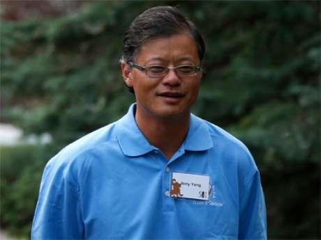 Jerry Yang, cofundador de Yahoo.