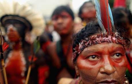 <p>Conheça alguns dos povos indígenas do Brasil</p>