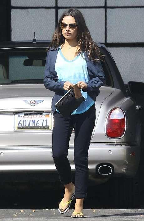 <p>Mila Kunis está cotada para ser a protagonista do longa</p>