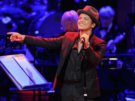 Bruno Mars arrancará su gira de conciertos el 22 de junio en la ciudad de Washington D.C.