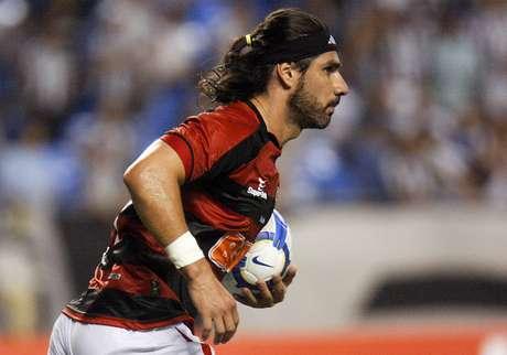 <p>Artilheiro do Campeonato Brasileiro de 2007 estava na Série A2 do Campeonato Paulista</p>
