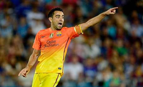 Xavi Hernandez accepted that his team did not play well against A.C. Milan.