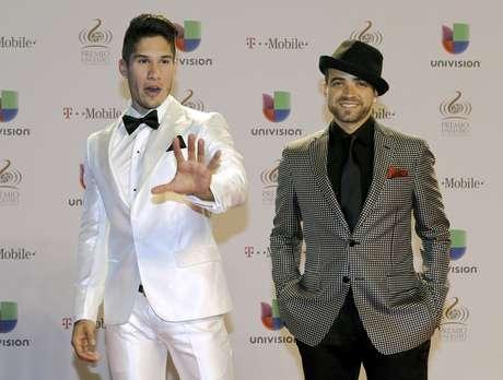 <p>El dúo venezolano Chino y Nacho</p>