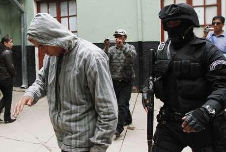 <p>Segundo Abigail Saba, investigação segue com foco sobre grupo preso na Bolívia (foto)</p>
