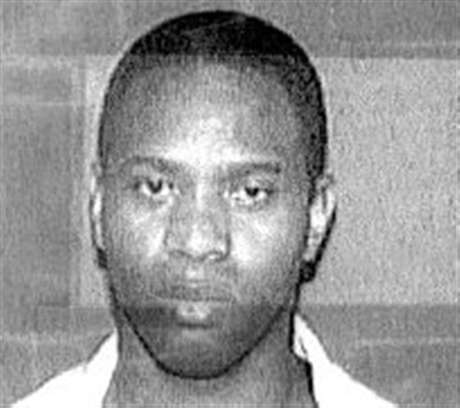 Carl Henry Blue is seen in an undated handout photo from the Texas Department of Criminal Justice. The state of Texas is preparing to execute Blue for killing his former girlfriend in 1994 by dousing her with gasoline and setting her on fire.