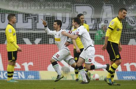 Borussia Dortmundo perdeu chance de encostar no Bayern