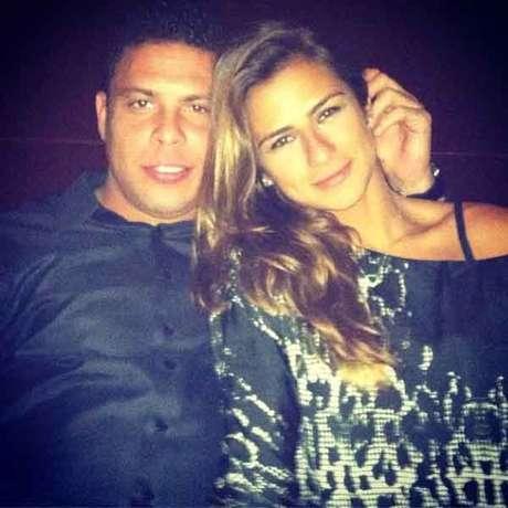 Paula Morais se declarou a Ronaldo em seu Instagram