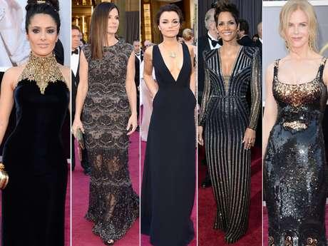 <p>Aunque esta alfombra roja de los Oscar tuvo colores muy variados, nuevamente la sobriedad por excelencia del negro, el color de la elegancia y la sofisticación, se impone. Aquí algunas de las tendencias y personalidades que se unieron a ella, ya que tuvieron diversas formas de lucirlo.</p>