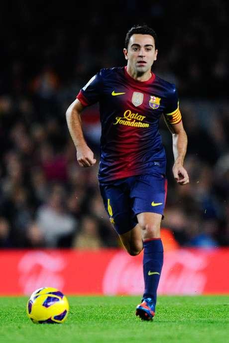 Xavi es el jugador azulgrana con más clásicos disputados.