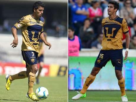 Javier Cortés con 16 goles y Eduardo Herrera con 10, son las promesas en la ofensiva de las fuerzas básicas de Pumas.