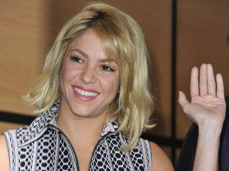 <p>Shakira</p>
