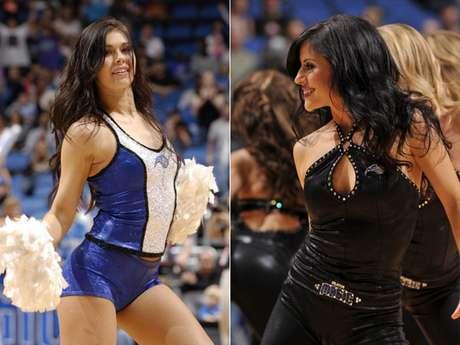 <p>Espectaculares porristas animaron los juegos de febrero en la temporada 2012-13 de la NBA.</p>