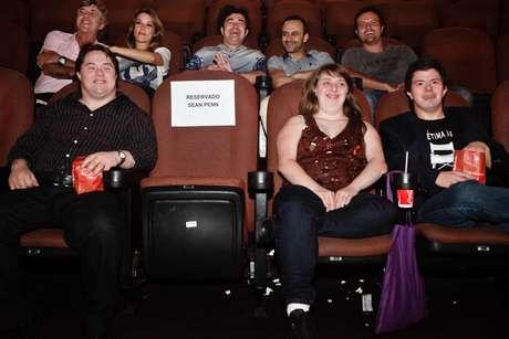 Ariel reservou um lugar especial para Sean Penn no cinema