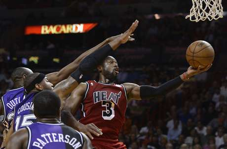 Miami Heat teve dificuldade para superar o adversário, apesar de jogar em casa