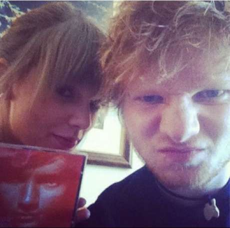 <p>Taylor Swift and Ed Sheeran have written songs together over the past year, could their meeting of the minds turned into a meeting of pure hearts? According to gossip rag The Sun, the two musicians started dating after the 2013 BRIT Awards.</p>