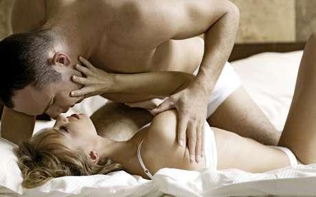 <p>Uma vida sexual ativa ajuda a manter a saúde da vagina</p>