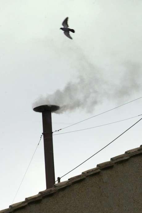 Fumaça branca: habemus papam