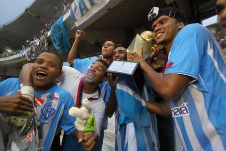 <p>Paysandu garantiu vaga na final do Paraense</p>