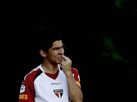 <p>Osvaldo defenderá a Seleção Brasileira pela primeira vez</p>